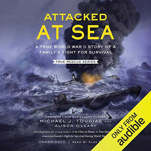 Attacked at Sea cover art