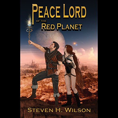 Peace Lord of the Red Planet cover art