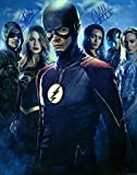 ARROWVERSe (Stephen Amell, Grant Gustin, Melissa Benoist & Caity Lotz.) 11x14 Cast Photo Signed In-Person