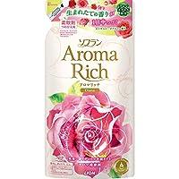 ソフラン アロマリッチ 柔軟剤 ダイアナ(ロイヤルローズの香り) 詰替 450ml