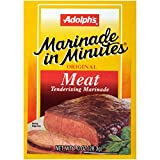Adolph s Marinade In Minutes Meat Marinade (Meat Tenderizer , Holiday Marinade), 1 oz (Pack of 24)