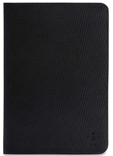 Belkin Klassische Schutzhülle (Polyester, geeignet für iPadmini) schwarz