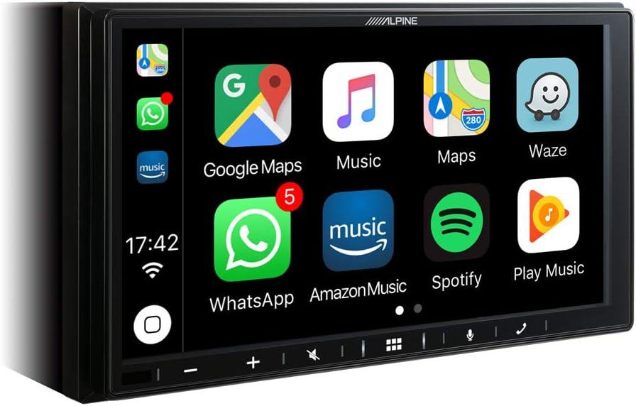 Alpine ILX-W650BT Autorradio Multimedia