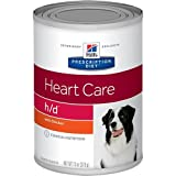 HILL'S Prescription Diet h/d Heart Care with Chicken Canned Dog Food 6/13 oz