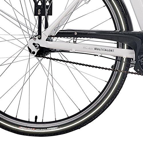 Damen E-Bike, leichtes Alu 7-Gang Pedelec Citybike Bild 5*