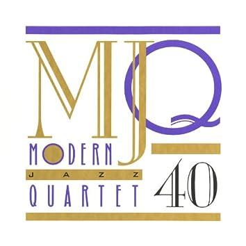 MJQ: 40 Years [Box Set]