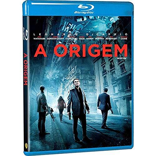 Origem A [Blu-ray]