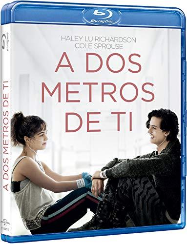 A dos metros de ti (BD) [Blu-ray]