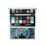 Paleta De Sombras De Ojos De 12 Colores del Museo Británico Alicia En El País De Las Maravillas Paleta De Sombras De Ojos con Brillo Mate,B