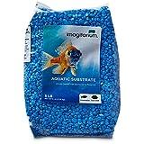 Petco Brand - Grava para acuario Imagitarium Blue Sky, 5 libras