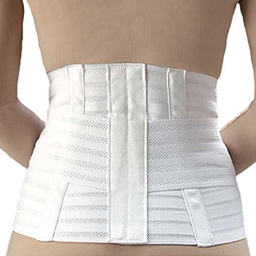 FLA Ventilated Lumbar Support SALENEW very popular! Cheap bargain w Abdominal Belt-XL