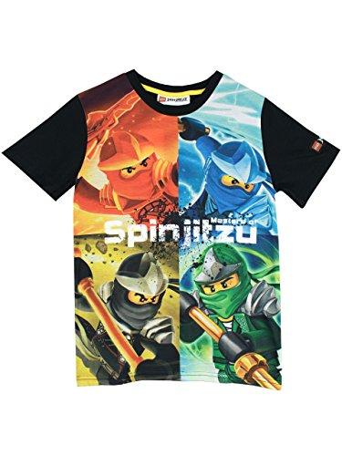 LEGO Jungen Ninjago Masters of Spinjitzu T-Shirt 134