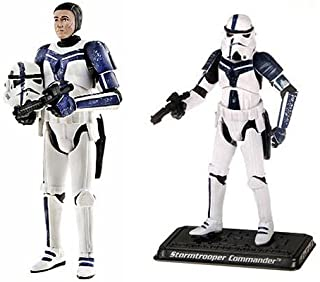 Star Wars Hasbro 2009 SDCC San Diego Comic-Con Exclusive Force Unleashed Action Figure Stormtrooper Commander