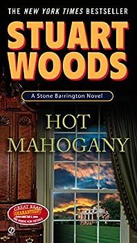 Hot Mahogany  A Stone Barrington Novel Book 15