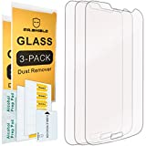 [3-Pack]-Mr.Shield for Samsung Galaxy Mega 6.3 [Tempered Glass] Screen Protector with Lifetime Replacement