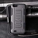 Cocomii Robot Belt Clip Holster ZTE Blade V6/D6/X7 Hülle,