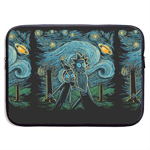 Patrayee Rick Morty Laptop Cases Notebook Computer Bag 13/15 Inch Laptop Sleeve