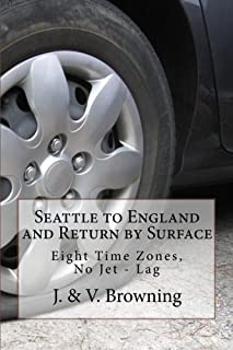 Seattle to England and Return by Surface: Eight Time Zones, No Jet - Lag