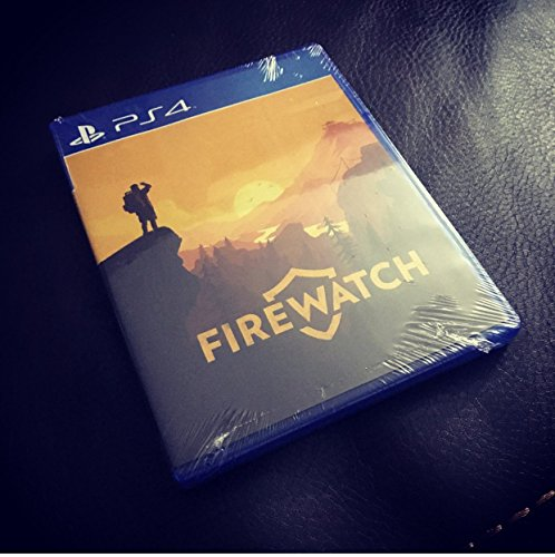Firewatch - PS4 (Limited Run #32)