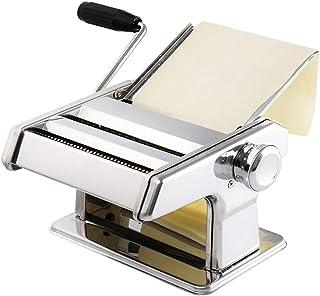 Liten multifunktions pressmaskin, 7-växlad deg tjocklek justering nudel maskin dumpning knådning maskin 1 st, A
