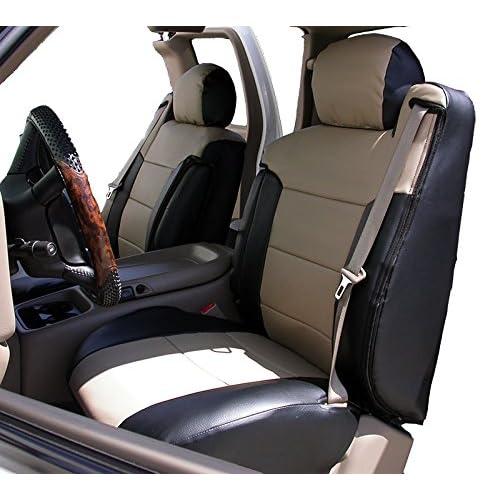 Pleasing Silverado Leather Seats Amazon Com Ibusinesslaw Wood Chair Design Ideas Ibusinesslaworg