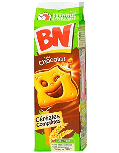 B&N BN Chocolate Biscuits 295g