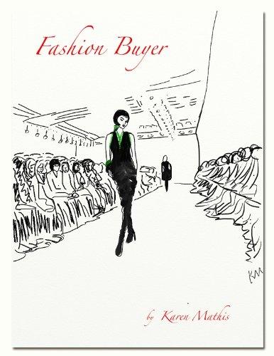 Fashion Buyer (Fashion Art & Information Series Book 2) (English Edition)