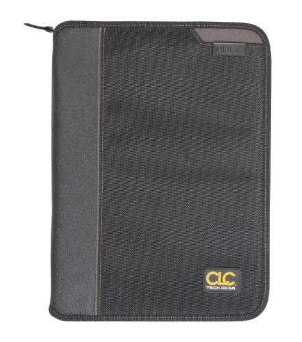 CLC Custom Leathercraft L217 Tech Gear Lighted Pro Business Portfolio