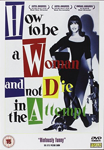How To Be A Woman And Not Die In The Attempt [Reino Unido] [DVD]