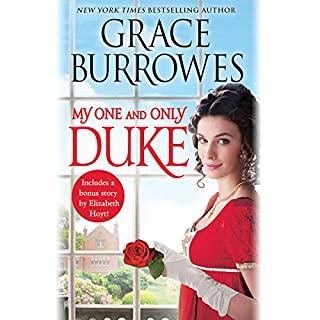 My One and Only Duke audiobook cover art