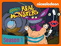 100+ Nostalgic Cartoons | Aaahh!!! Real Monsters