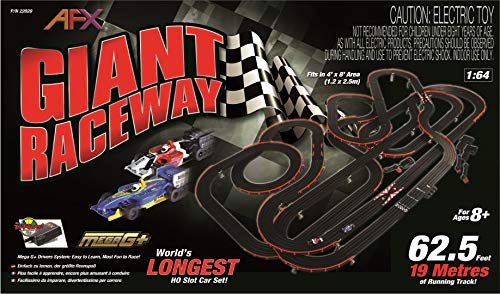 AFX 22020 Giant Raceway HO Scale Electric Slot Car