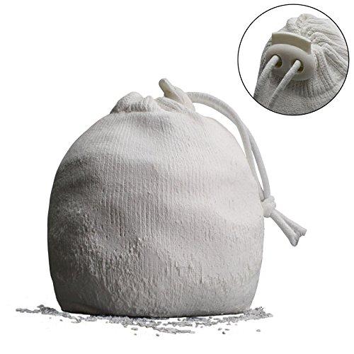 ALPIDEX Boule Chalk Rechargeable 60 g Chalk Ball Craie Sport Escalade Gym Haltérophilie, Gewicht Hanteln:Chalkball 60 g Refill