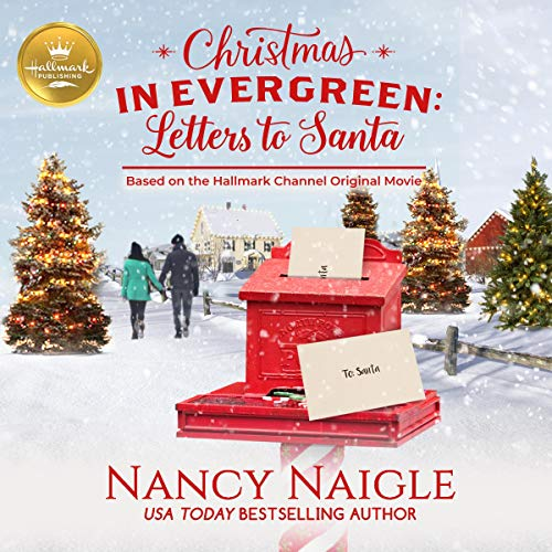 Christmas in Evergreen cover art