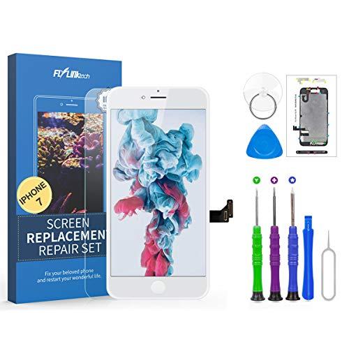 FLYLINKTECH Pantalla Táctil LCD Reemplazo iPhone