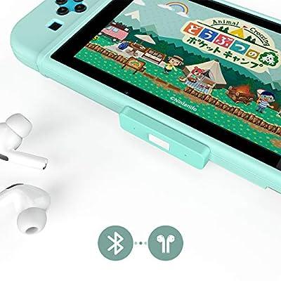 Bluetooth Adapter for Nintendo Switch/Switch Li...
