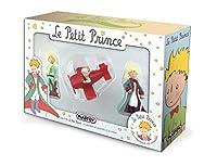 Plastoy - 61040.0 - Figurine Petit Prince- Coffret 3 Figurines : Le Renard, L'avion Et En Habit
