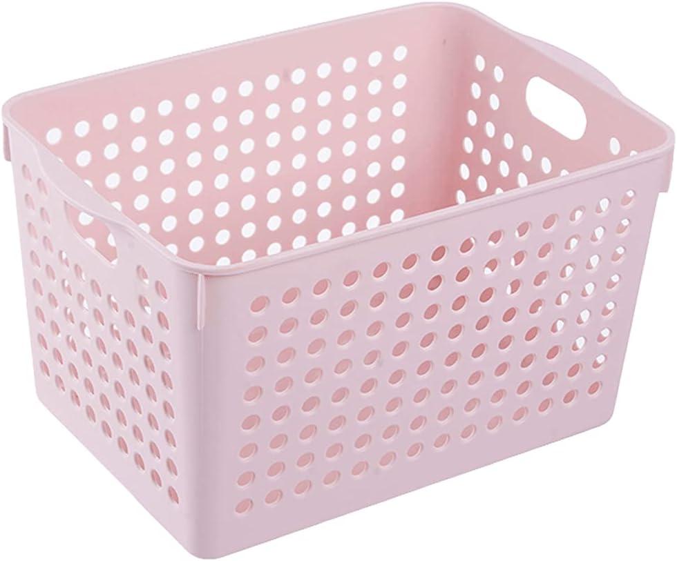 New life Kdsskj Grey Plastic Basket Weave Handles with S Storage Baskets Max 75% OFF