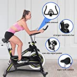 Zoom IMG-1 onetwofit cyclette magnetica da allenamento