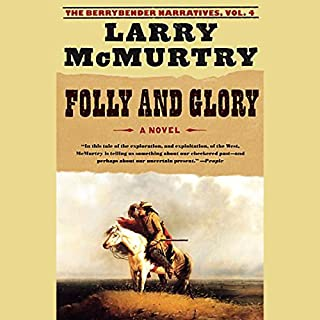 Folly and Glory audiobook cover art