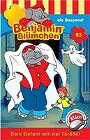 BENJAMIN BLUEMCHEN - B.B.ALS GESPENST (1 CD)