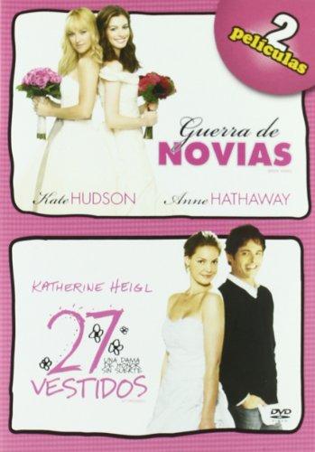 Guerra de novias + 27 vestidos [DVD]