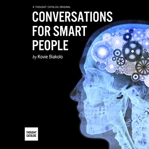 Conversations for Smart People audiobook cover art