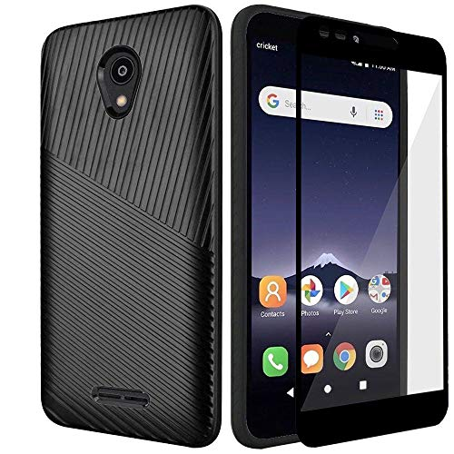 Alcatel TCL A1 Textured Embossed Case by IDEA LINE