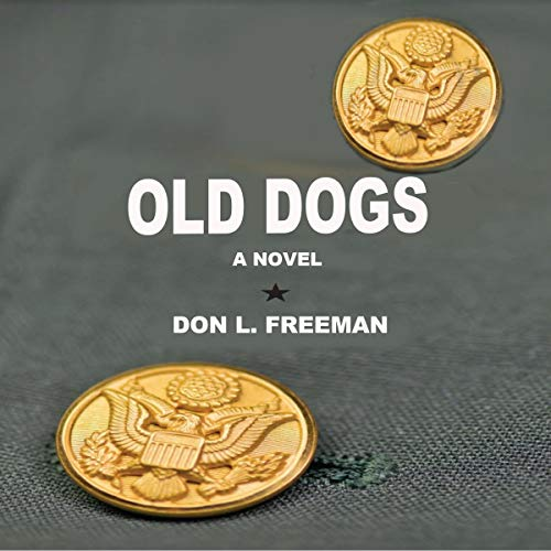 Old Dogs: A Novel audiobook cover art