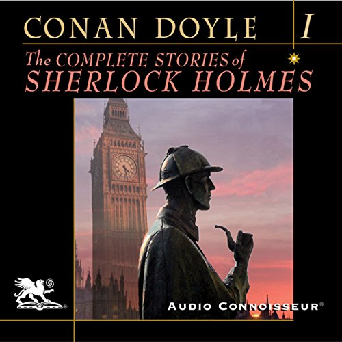 The Complete Stories of Sherlock Holmes, Volume 1 cover art