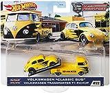 Hot Wheels Team Transport Models and Component Car
