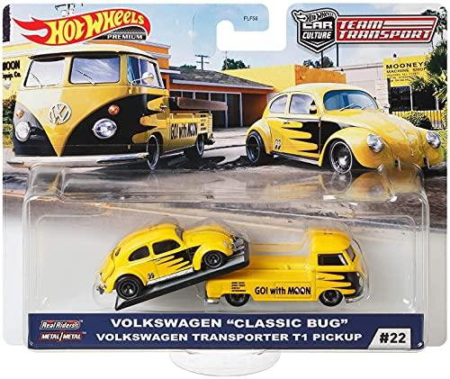Hot Wheels Volkswagen T1 Vehicle