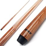 GSE Games & Sports Expert 36'/42'/48' 1-Piece Short Canadian Maple Billiard/Pool Cue Stick (36-Inch / 12oz)