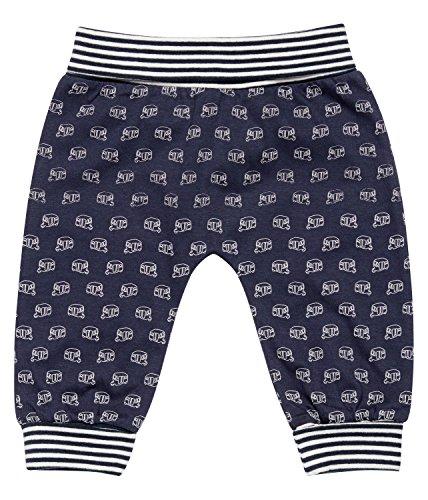 Sense Organics SJORS Baby Hose GOTS-Zertifiziert, Bas de survêtement Bébé garçon, Multicolore (AOP Rickshaw 282005), 2 Mois